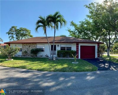 Deerfield Beach Single Family Home Backup Contract-Call LA: 556 SW Natura Ave