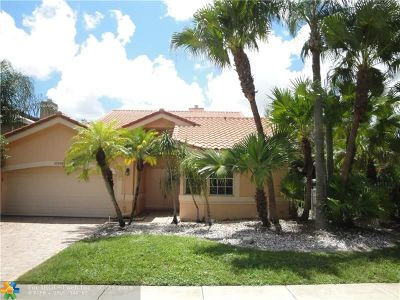 Boca Raton Single Family Home For Sale: 10258 Buena Ventura Dr