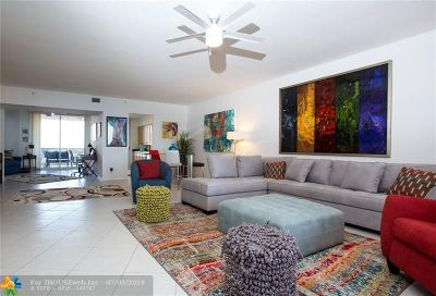 Fort Lauderdale FL Condo/Townhouse For Sale: $1,150,000