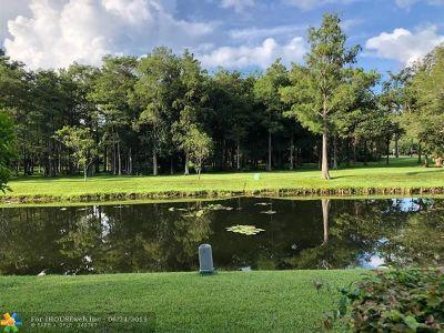 Coconut Creek Single Family Home For Sale: 4468 Cordia Cir