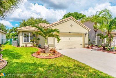 Pembroke Pines Single Family Home Backup Contract-Call LA: 1528 NW 208th Way