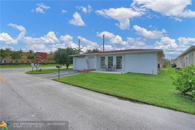 Deerfield Beach Single Family Home For Sale: 4920 NW 15th Ave