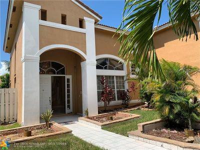 Miramar Single Family Home For Sale: 14865 SW 39th Ct