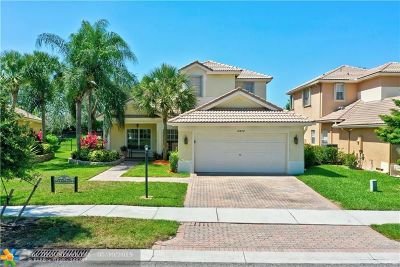 Parkland Single Family Home For Sale: 10874 NW 61st Ct