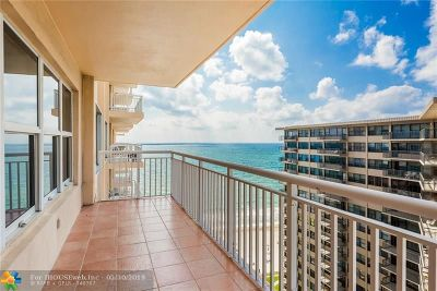 Fort Lauderdale FL Condo/Townhouse For Sale: $515,000