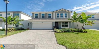 West Palm Beach Single Family Home For Sale: 6289 Trails Of Foxford Ct