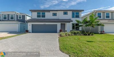 West Palm Beach Single Family Home For Sale: 6295 Trails Of Foxford Ct