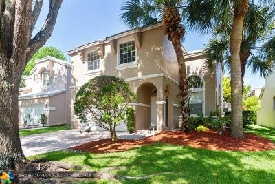Coral Springs Single Family Home For Sale: 4724 NW 114th Ln