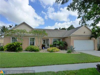Miramar Single Family Home Backup Contract-Call LA: 9400 Chelsea Dr