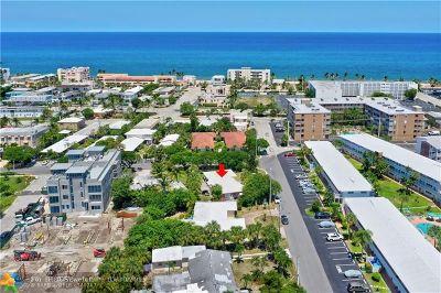 Lauderdale By The Sea Multi Family Home Backup Contract-Call LA: 4137 Seagrape Dr
