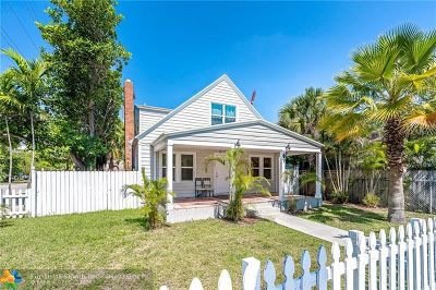 Fort Lauderdale Multi Family Home For Sale: 501 NE 2nd Ave