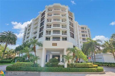 Boca Raton Condo/Townhouse For Sale: 20320 Fairway Oaks Dr #332