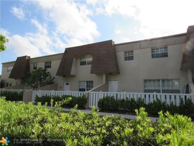 Margate Condo/Townhouse Backup Contract-Call LA: 1413 NW 80th Ave #D