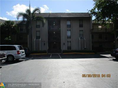Tamarac Condo/Townhouse For Sale: 6351 N University Dr #120
