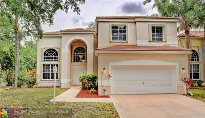 Parkland Single Family Home Backup Contract-Call LA: 6571 NW 78th Dr
