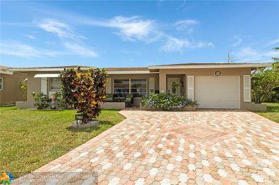 Tamarac Single Family Home For Sale: 6716 NW 59 St