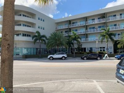 Wilton Manors Condo/Townhouse For Sale: 2301 Wilton Dr #413