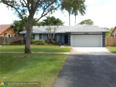 Cooper City Single Family Home Backup Contract-Call LA: 11908 SW 47th Ct