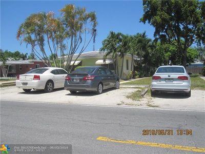 Pompano Beach Multi Family Home For Sale: 612 NE 11th Ave