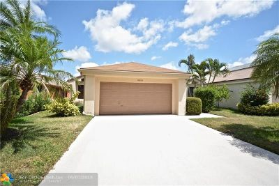 Coconut Creek Single Family Home For Sale: 3831 NW 21st St
