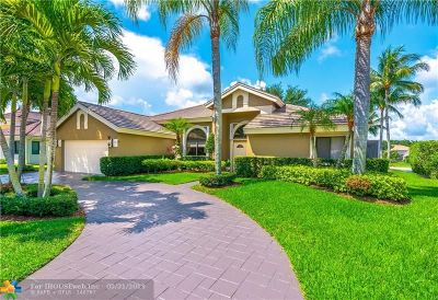 Parkland Single Family Home For Sale: 7505 NW 75th Dr