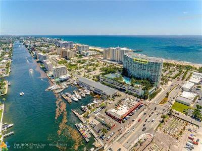 Pompano Beach Condo/Townhouse For Sale: 1 N Ocean Blvd #PH07