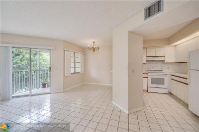 Pembroke Pines Condo/Townhouse For Sale: 12650 SW 6th St #413 K