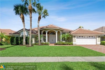 Boca Raton Single Family Home For Sale: 19257 Redberry Ct