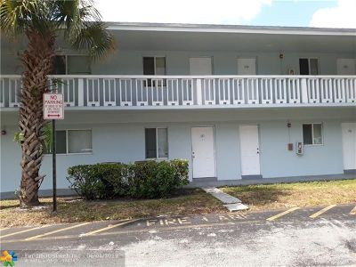 Plantation Condo/Townhouse For Sale: 4251 NW 5th St #112