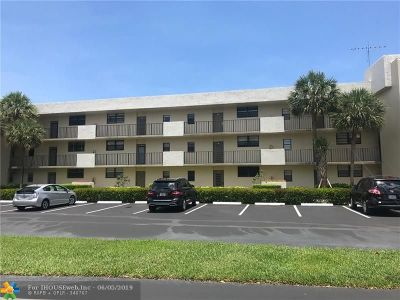 Deerfield Beach Condo/Townhouse Backup Contract-Call LA: 2420 Deer Creek Country Club Blvd #107