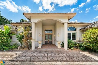 Parkland Single Family Home For Sale: 6837 NW 65th Ter