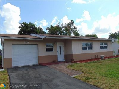 North Lauderdale Single Family Home Backup Contract-Call LA: 7931 SW 4th St