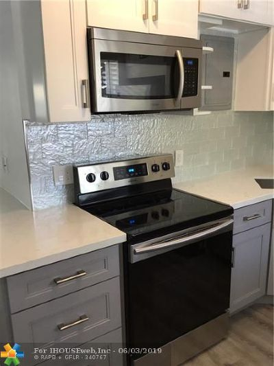 Wilton Manors Rental For Rent: 2741 NE 8th Ave #2