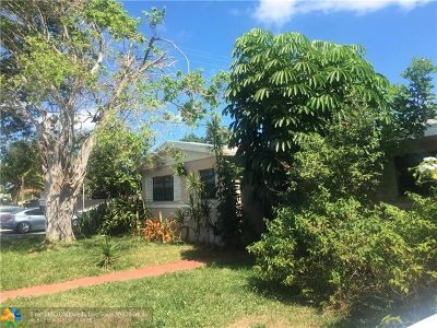 North Miami Beach Single Family Home For Sale: 570 NE 178th St