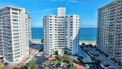 Rental For Rent: 3600 Galt Ocean Dr #14B