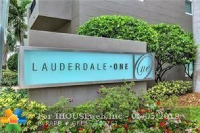 Fort Lauderdale Condo/Townhouse For Sale: 2421 NE 65th St #2-416