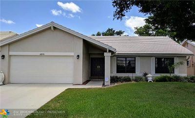 Boca Raton Single Family Home For Sale: 6044 Petaluma Dr