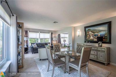 Oakland Park Single Family Home For Sale: 3931 NE 16th Ter