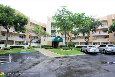 Tamarac Condo/Townhouse For Sale: 9587 Weldon Cir #313