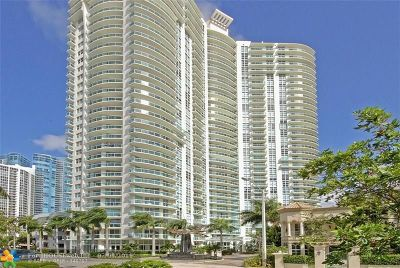 Fort Lauderdale Condo/Townhouse For Sale: 347 N New River Dr #2005