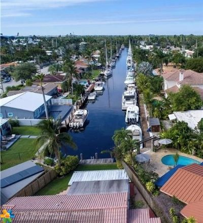 Fort Lauderdale Single Family Home For Sale: 1505 SW 10th Ave