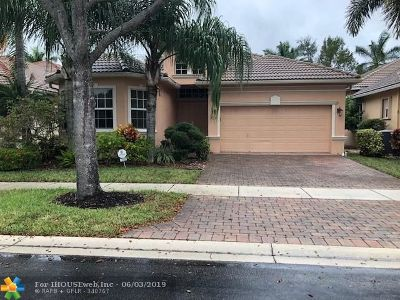Boynton Beach Single Family Home For Sale: 7089 Palazzo Reale