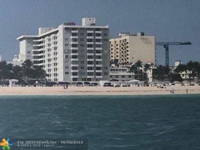 Miami Beach Condo/Townhouse For Sale: 465 Ocean Dr #305