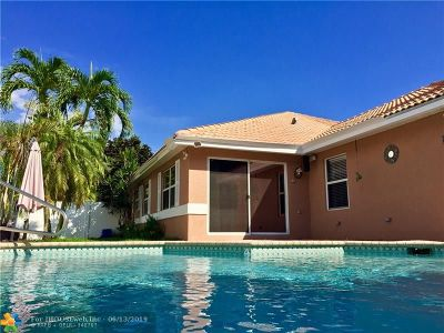 Delray Beach Single Family Home For Sale: 5275 Grande Palm Circle
