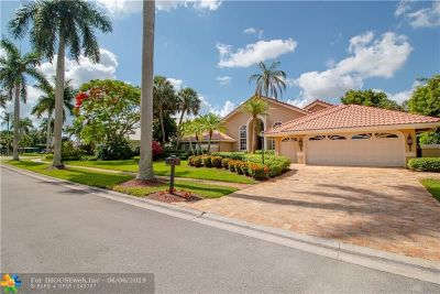 Boca Raton Single Family Home For Sale: 17605 Scarsdale Way