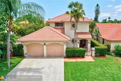 Deerfield Beach Single Family Home For Sale: 468 NW 38th Ter