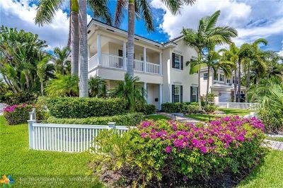Single Family Home For Sale: 1716 NE 16th St