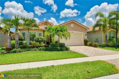 Boynton Beach Single Family Home For Sale: 12452 Mount Bora Dr