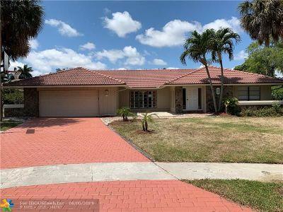 Boca Raton Single Family Home For Sale: 20969 Delagado Ter
