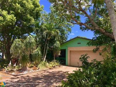Boca Raton Single Family Home For Sale: 1544 SW 13th St